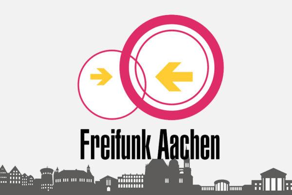 Die GRÜN Software AG unterstützt die Initiative Freifunk für ein freies WLAN in Aachen.