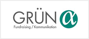 GRÜN alpha Fundraising Agentur